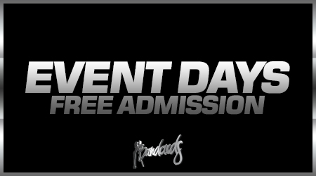 Free Admission with Same Day Event Ticket!